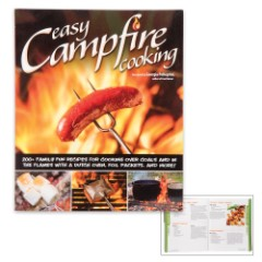 Easy Campfire Cooking – Cook Book