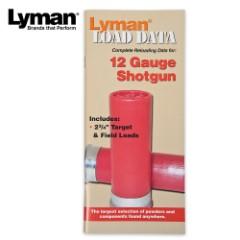 Lyman Load Data Series 12 Gauge