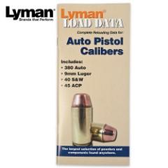 Lyman Load Data Series Semi-Auto Pistol Calibers