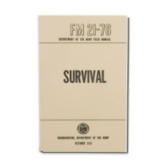 Army Field Manual - Survival