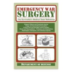 Emergency War Surgery Handbook