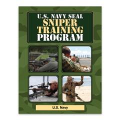US Navy Seal Sniper Training Program Handbook