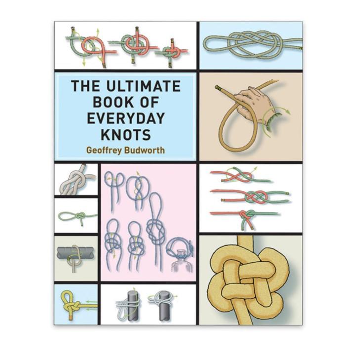 Ultimate Handbook Of Everyday Knots Cutlery Usa
