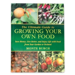 Growing Your Own Food Book