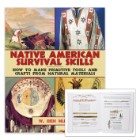 Native American Survival Skills - Making Primitive Tools And Crafts