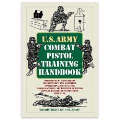 US Army Combat Pistol Training Handbook