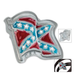 Confederate States of America Buckle