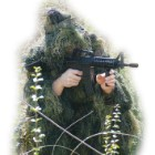 Camouflage Ghillie Suit - Adult