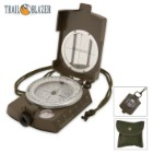 Trail Blazer Military Style Compass