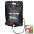5-Gal Solar Heater Camping Shower