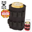M48 OPS Tactical Can Koozie - Black - BOGO