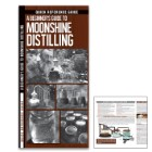 A Beginner's Guide To Moonshine Distilling Folding Guide – Laminated, Compact, Illustrated, Step-By-Step Instructions
