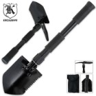 Folding Entrenching Survival Shovel E Tool