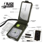 Black Savage Multi-Function Compass Kit