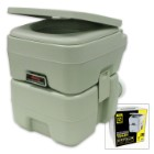 Century Prep Septic System Contingency Toilet