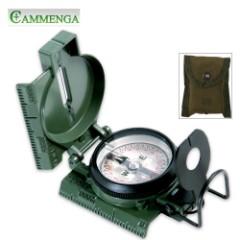 Cammenga Lensatic Tritium Compass OD