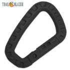Trailblazer Tactical Carabiner - Black