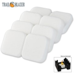 Solid Fuel Cube Tablets 8 Pack