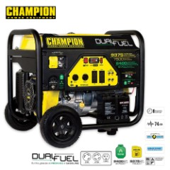 Champion Portable 7500-9375W Open Frame Generator