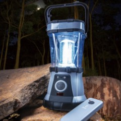 Sugar Creek LED Emergency Lantern - Remote Control
