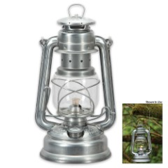 Feuerhand German Hurricane Lantern – Unpainted