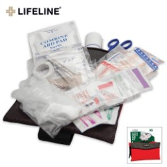 Lifeline Mountain First Aid Kit