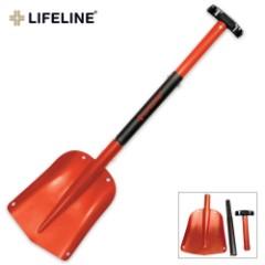 Lifeline Aluminum Utility Shovel 3-piece