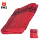 Fox Outdoor Products GI-Style Wool Blanket - NATO Replica