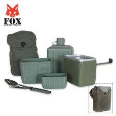 Serbian Surplus Military Complete Mess Kit
