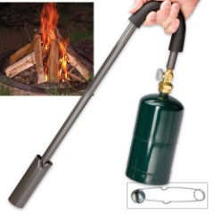 Mini Red Dragon Ultimate Fire Starter Torch Kit
