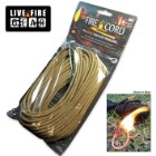 Live Fire 550 FireCord – Coyote Brown 25 Ft.