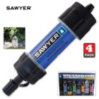 Sawyer Mini Water Filter Combo Pack