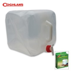 Coghlans Collapsible 5 Gal Water Container