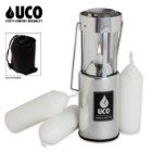 UCO Original Aluminum Candle Lantern - Value Pack