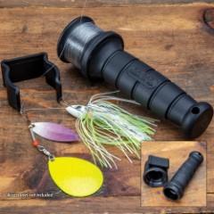 KA-BAR Backpack Kaster Survival Fishing Tool – Lightweight Ultramid Construction, KA-BAR Inspired Handle, Storage Compartment