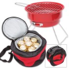 Smokin' Grill 2-in-1 Grill and Cooler Bag