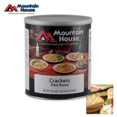 Mountain House Pilot Bread Crackers One Pound Can