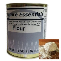 Future Essentials 16-oz Canned Flour