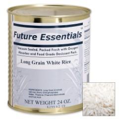 Future Essentials 24-oz White Rice in Vacuum-Sealed Can