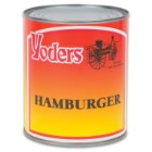 Yoder's Hamburger Ground Beef – Fully Cooked, 10+ Year Shelf-Life, Produced In USA, USDA Inspected – 28 Ounces