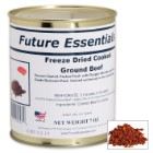 Future Essentials 7-oz Freeze-Dried Ground Beef in Vacuum-Sealed Can