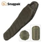 Snugpak  Basecamp OPS Sleeping Bag Extreme Olive