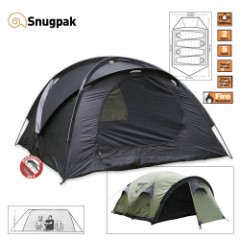Snugpak The Cave 4-Man Tent