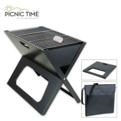 X-Grill Portable BBQ - Grilling On The Go