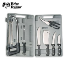 Ridge Runner Deluxe Game Cleaning Knife & Saw Kit