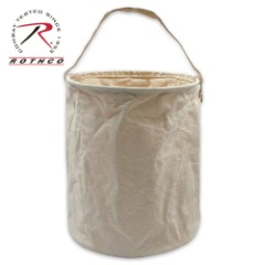 Rothco Canvas Water Bucket