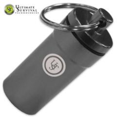 UST B.A.S.E. Case 0.5 Aluminum Storage Case Titanium