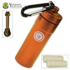 UST Stoke Kit Portable Fire Starter Kit