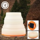 Spright Solar And USB Rechargeable LED Lantern – 120 Lumens, Water-Resistant, USB Chargeable, Hanging Hook