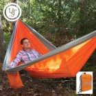 UST Slothcloth Parachute Hammock – Lightweight, Breathable Nylon, Fits Two Adults, Easy Set-Up, Includes Straps And Carabiners